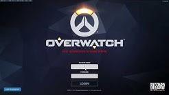 Overwatch Login Problem