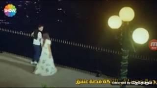 مسلسل الحب لا يفهم من الكلام مشهد مراد وحياة الحلقه 10