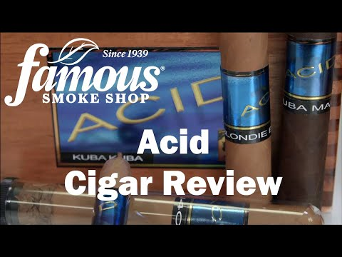 Acid Cigars Review - Famous Smoke Shop