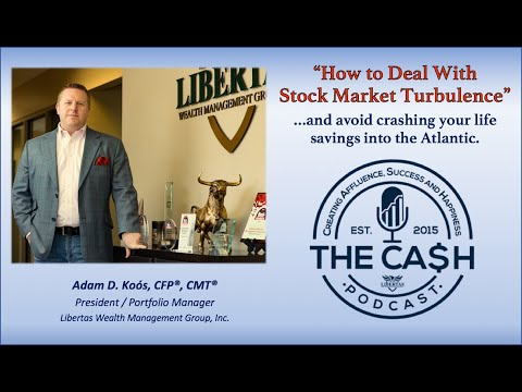 How to Deal With Stock Market TURBULENCE! Tips & Tricks on Handling the Ups & Downs (Episode 44)