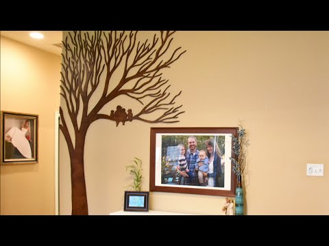 Wood Art For Large Walls Giant Wooden Tree Youtube