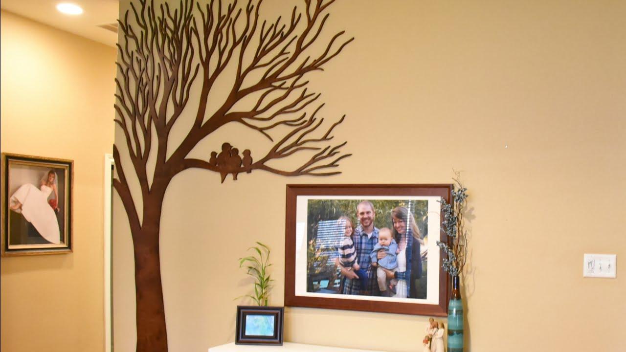 Large Wood Wall Art - Elitflat