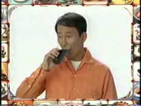 Kiichi Nakai  MikiPrune Advertorial.FLV
