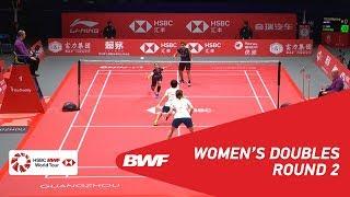R1   WD   POLII/RAHAYU (INA) vs CHEN/JIA (CHN)   BWF 2018
