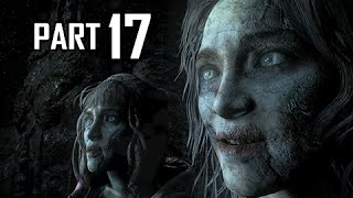 Until Dawn Walkthrough Part 17 - Insanity (PS4 Let