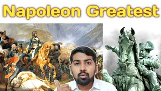 The Greatest War Commander? | Napoleon History | Tamil
