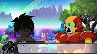 PS4, 플스4 슈퍼로봇대전 X #1. 시나리오 1화 …
