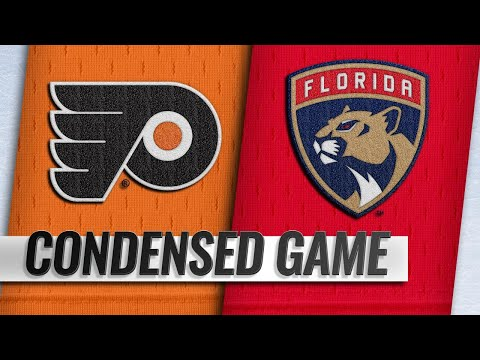 12/29/18 Condensed Game: Flyers @ Panthers