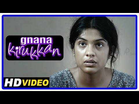 Gnana Kirukkan Tamil Movie | Scenes | Archana Kavi Reveals Her Flashback | Jega | Thambi Ramaiah