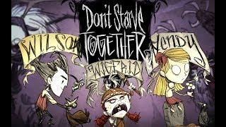 Dajcie Mnie Kwiatuszka  Don't Starve Together #01 w/ GamerSpace, Tomek90