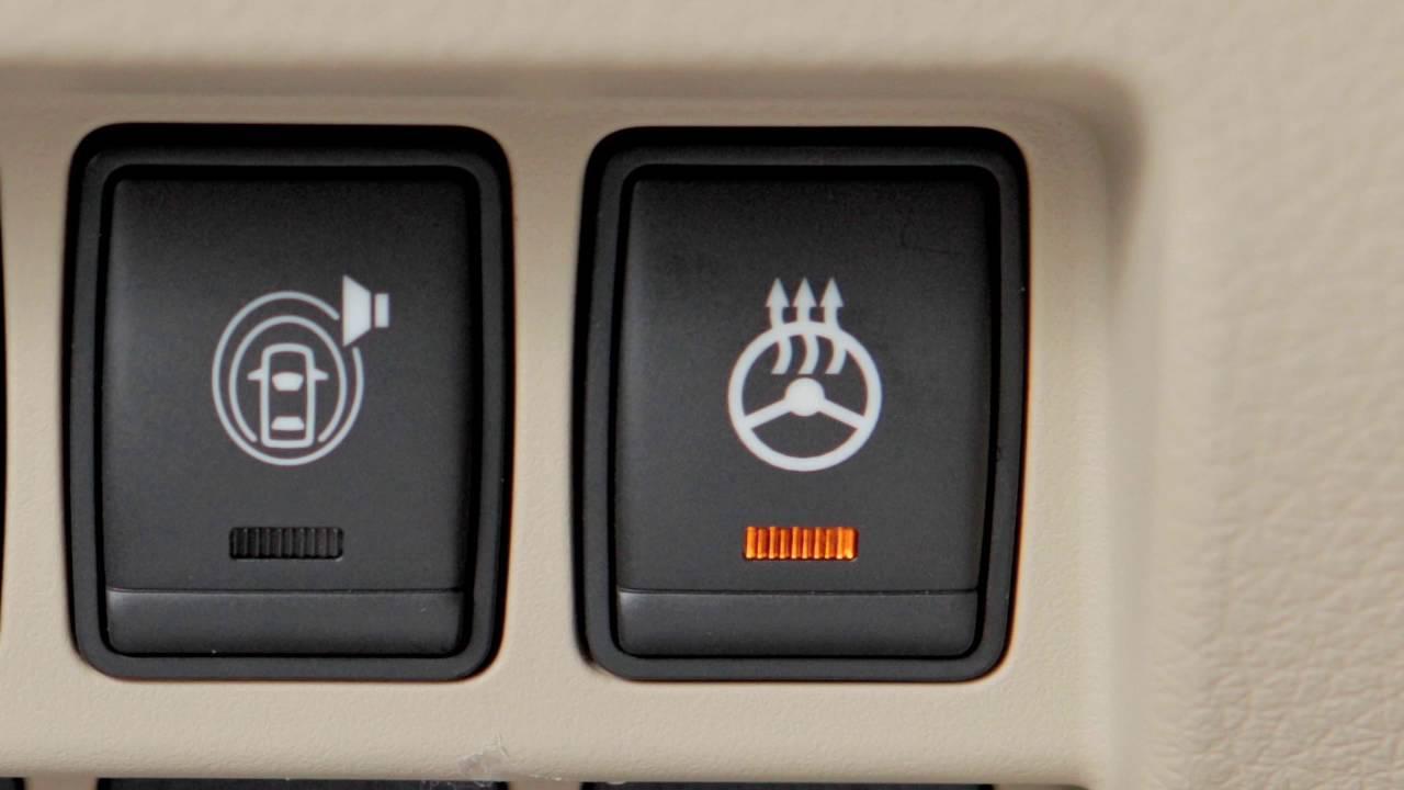 Nissan Altima: Dehumidified heating