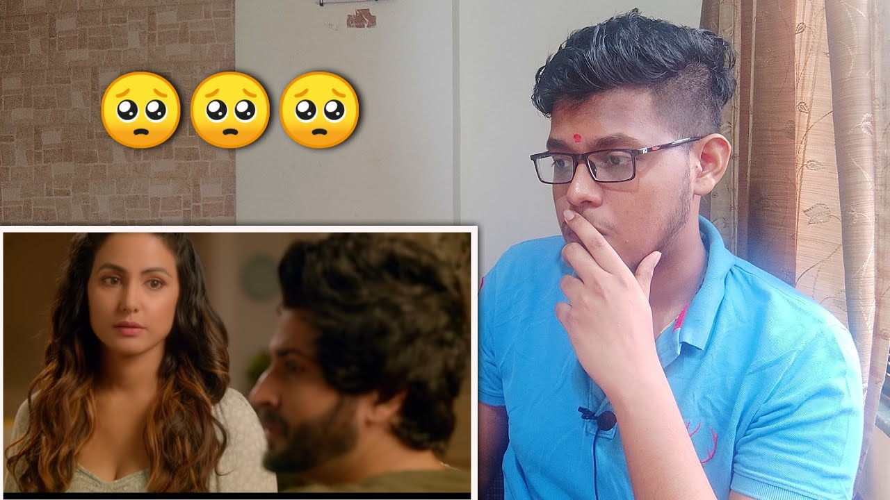 Humko Tum Mil Gaye - Naresh Sharma ft.Vishal Mishra | Hina Khan, Dheeraj Dhoopar | Reaction