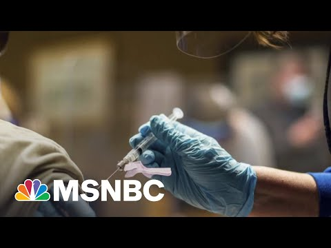 Doctor Supports Vaccinate Mandate Among Medical Workers   MSNBC