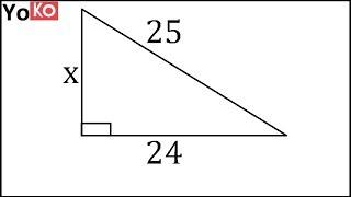 Teorema de Pitágoras   Calcular Cateto
