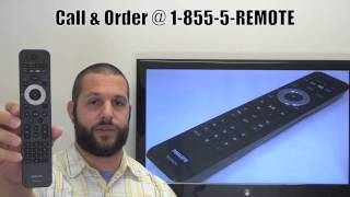 PHILIPS 242254902349 Remote Control - www.ReplacementRemotes.com
