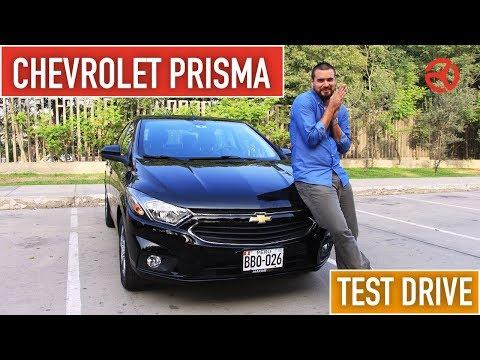 Chevrolet Prisma 2018: Donde El Equipamiento Y La Economía Convergen | TODOAutos.pe