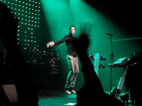 Calvin Harris - I Created Disco (Live @ Kentish Town 28/10/09)