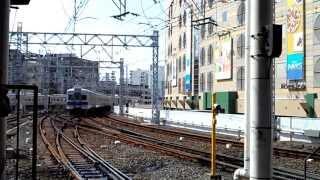 2013年4月28日に行われた「ありがとう『10005編成』特急サ...