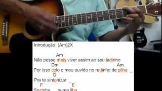 VIDEO AULA 330 - CURSO DE VIOLÃO COMPLETO - Sonifera ilha - Titãs