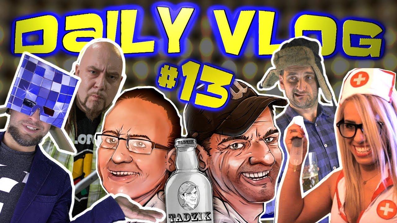 """Daily Vlog#13 – """"SYLWESTER U SZWAGRA I ANTKA"""" [ChwytakTV]"""