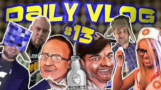 """Daily Vlog#13 - """"SYLWESTER U SZWAGRA I ANTKA"""" [ChwytakTV]"""
