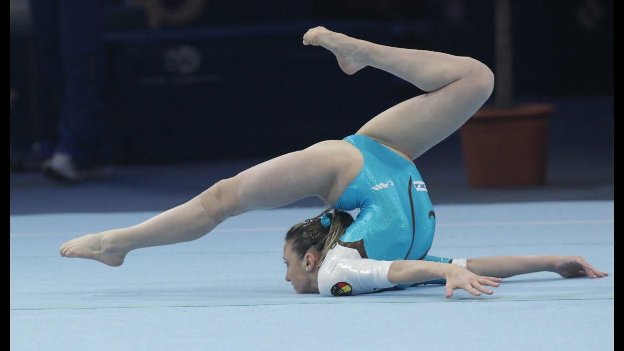 Ana Porgras, surpriza României la Mondialele de gimnastică ...  |Ana Porgras