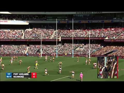 All The Goals - Elimination Final V Richmond, 2014