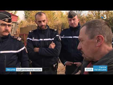 Bonneval : Renfort De Gendarmerie Pour La Police De Sécurité Du Quotidien