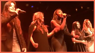"FIFTH HARMONY COVERS ""PERFECT"""