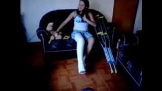 Repeat youtube video llc girl with crutches