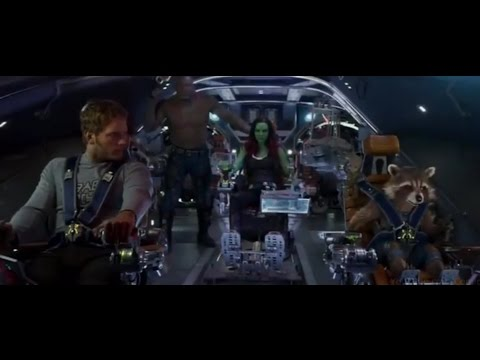 Guardians of the Galaxy VOL 2 Movie Clip - Greatest Pilot (2017) New Footage Marvel HD