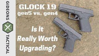 Worth The Upgrade? Glock 19 Gen5 vs. Gen4