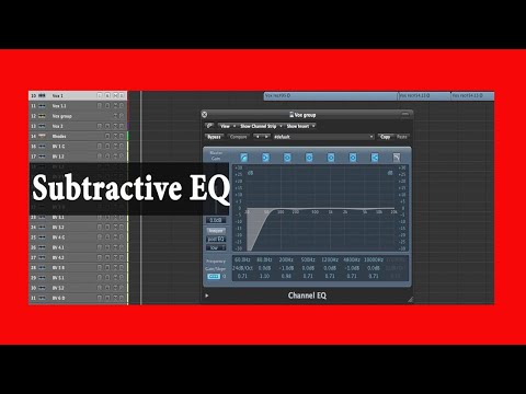Mixing With EQ: Subtractive EQ | Theo Nt | theont.com
