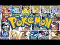 All Pokemon Games EVER Made! (NEW 2018)