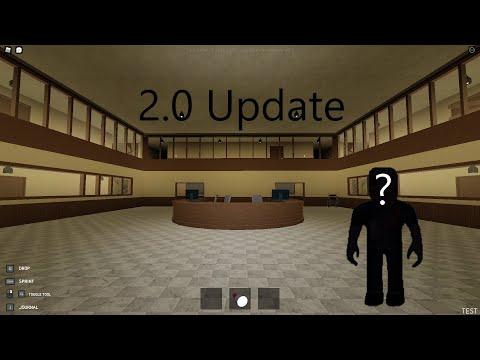 *NEW* ASYLUM MAP, GHOST MODEL AND REVENANT GHOST (Update 2.0 Test Server) - Roblox Specter