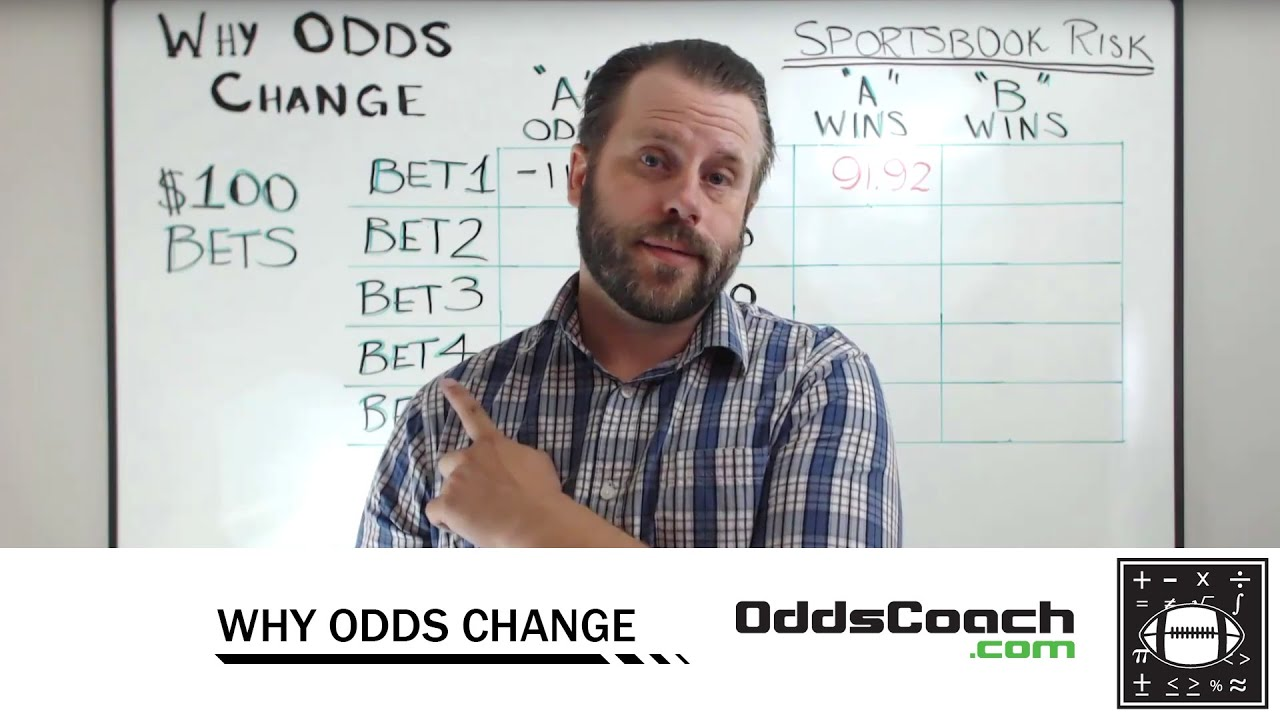 Odds Changes