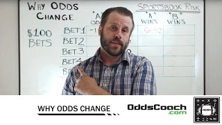 Why Odds Change in Sports Betting