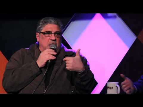 Vincent Pastore Talks Woody Allen and 50 Shades of Grey — Running Late with Scott Rogowsky
