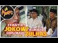 Genitnya Kode Politik Jokowi, Bukber di Rumah Ketum PAN Zulkifli Hasan
