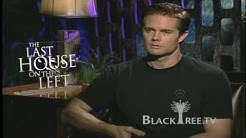 Last House on the Left - Interview with Garret Dillahunt