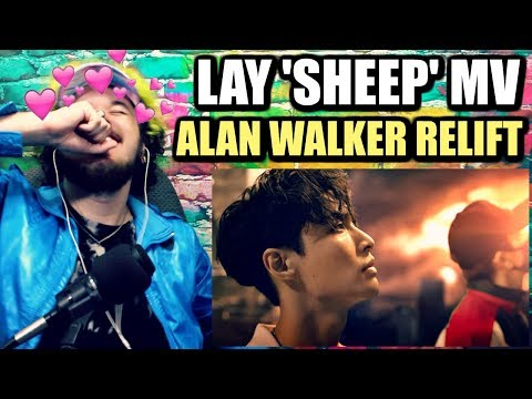 Lay - Sheep (Alan Walker Relift) | LAY = PERFECTION! | REACTION!!
