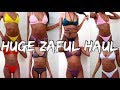 HUGE PETITE GIRL BIKINI TRY ON HAUL ft. ZAFUL | Jeseniá Cheveria