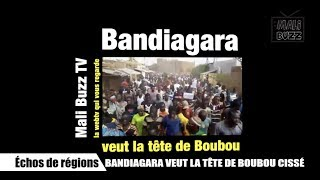 Mali - Bandiagara Demande La Démission De Dr Boubou Cissé Et S´insurge Contre Les Institutions