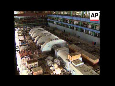 RUSSIA: VOLGODONSK: PROPOSED SALE OF NUCLEAR REACTORS TO IRAN