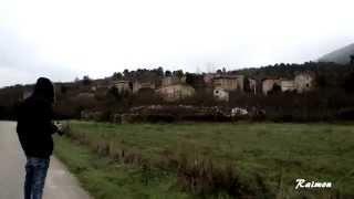 El pueblo abandonado de Tamayo ( Burgos) imagenes HDR