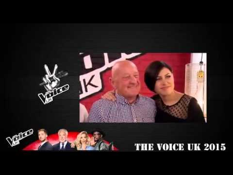 Keedie Green 'Titanium' Blind Auditions   The Voice UK Season 4 2015