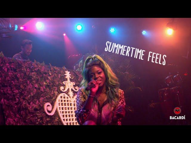 Michael Brun x Kah-Lo - Melanin (Official Live Lyric Video)