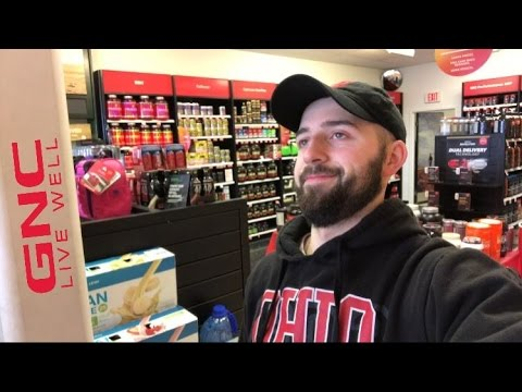A Day in The Life of a GNC Employee