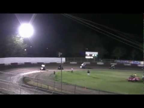 Dominic Scelzi 3/30/12 Plaza Park Raceway Visalia Super 600 Heat Race