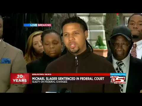 Walter Scott's family, Lowcountry leaders react to Michael Slager sentencing